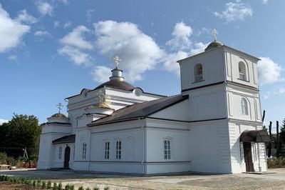 В  Смоленской области отреставрирован храм, который мечтал восстановить Святейший Патриарх Кирилл