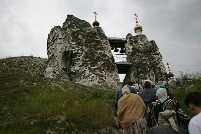 Костомарово – одно из самых прекрасных мест России