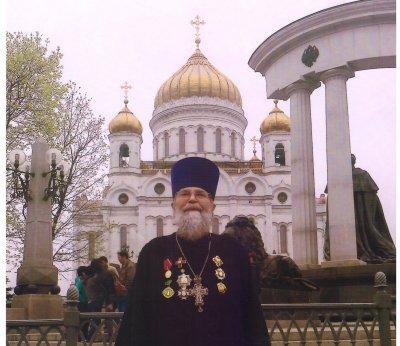 Протоиерей Алексий Гостев - Биография