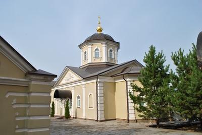 Храм сщмч.Александра Агафонникова (д.Лемешево). Фото Алексея Реутского